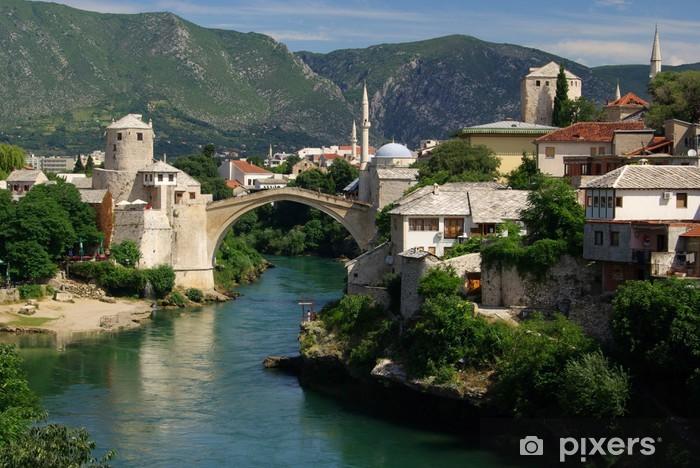 Fototapeta winylowa Mostar 17 - Europa
