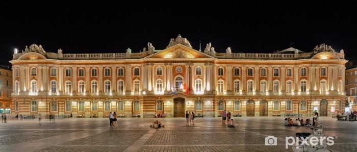 Papier peint vinyle Capitole, Toulouse - Réussite