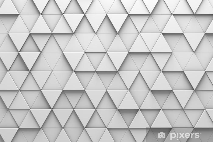 Alfombrilla de baño Azulejos triangulares pared patrón 3d - Recursos gráficos