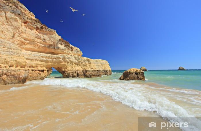 Fotomural Estándar Praia da Rocha, en Portimao, Algarve, Portugal - Temas