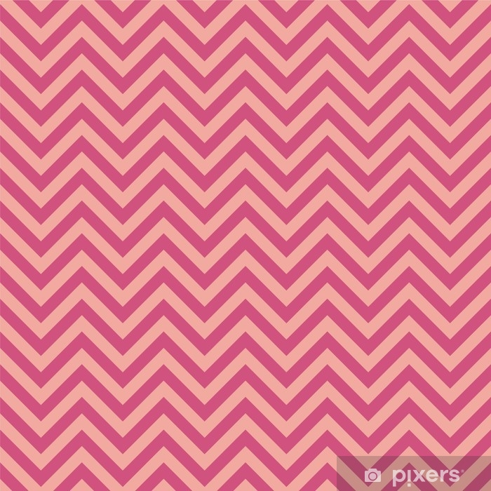 Zigzag seamless pattern Vinyl Wall Mural - Graphic Resources