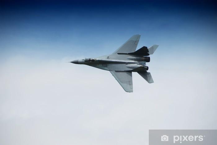 military aircraft Sticker - Pixerstick