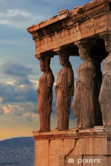 Fototapeta winylowa Ateny, Grecja - Tematy