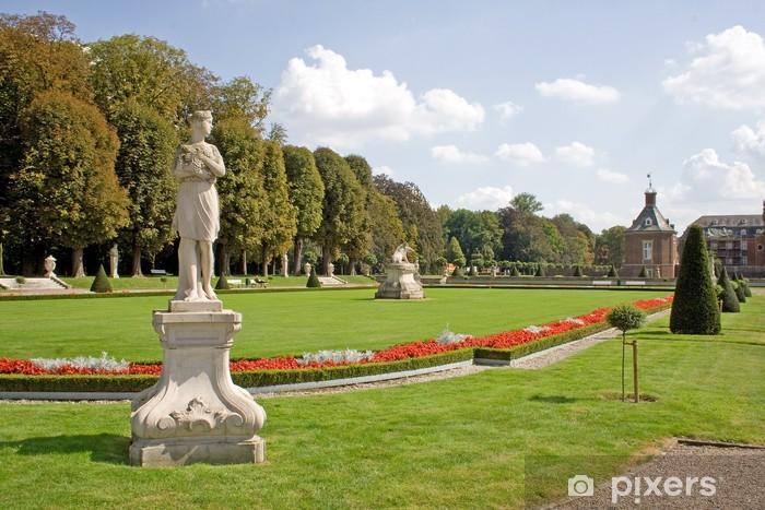 Fototapeta winylowa Barocker Schlosspark Nordkirchen - Europa
