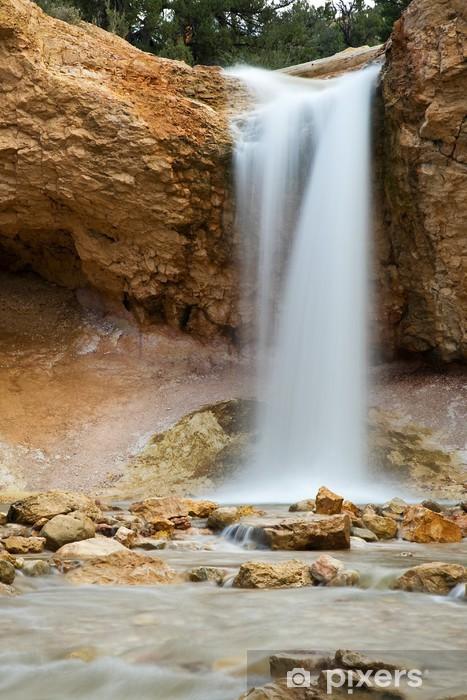 Sticker Pixerstick Desert Waterfall Bryce Canyon Utah - Désert