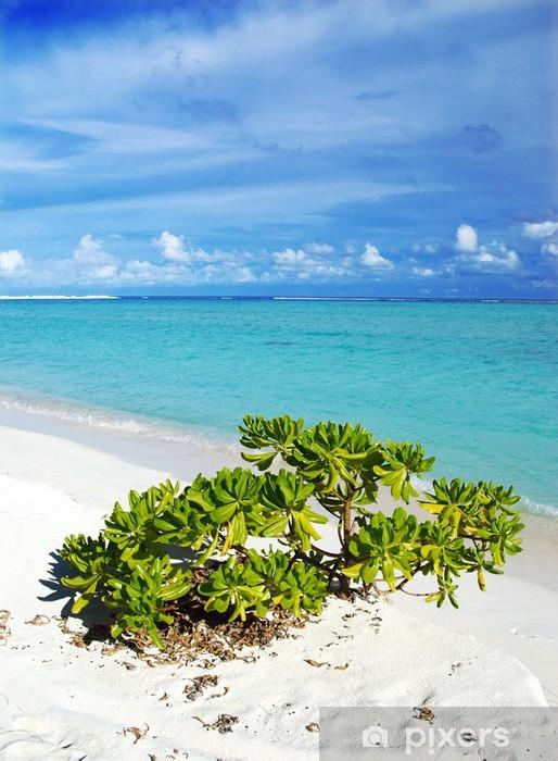 Naklejka Pixerstick Tropikalny raj - Wakacje