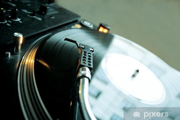 Pixerstick Dekor Platine dj - Hio hop