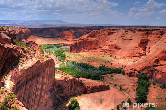 Papier peint vinyle Canyon chelly - Nature et régions sauvages