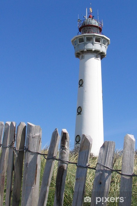 Fotomural Estándar Leuchtturm_01 - Vacaciones