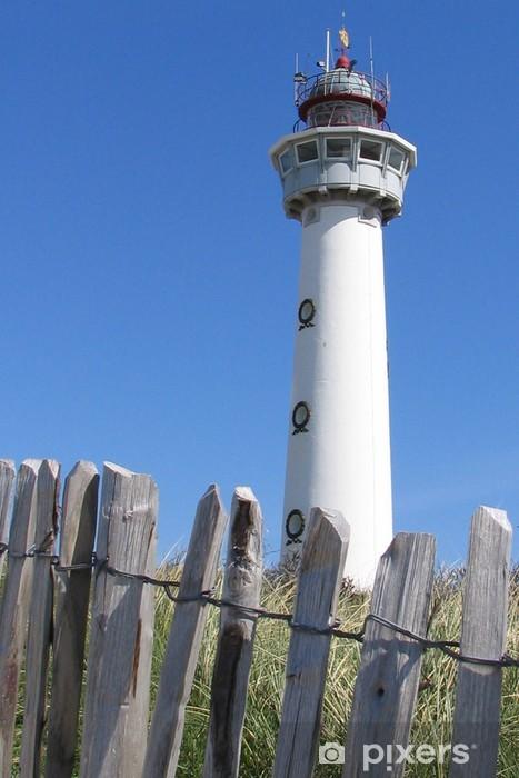 Fototapeta winylowa Lighthouse 01 - Wakacje