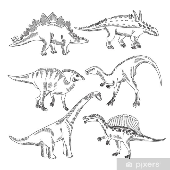 Cortina Transparente Stegosaurus Triceratops Tyrannosaurus Y Otros Tipos De Dinosaurios Vector Dibujado A Mano Imagenes Aislar Pixers Vivimos Para Cambiar Pero, ¿sabes exactamente cuántos tipos de dinosaurios existieron? cortina transparente stegosaurus triceratops tyrannosaurus y otros tipos de dinosaurios vector dibujado a mano imagenes aislar