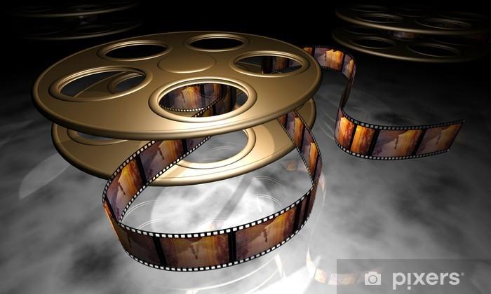Papier peint vinyle Bobine film - Thèmes