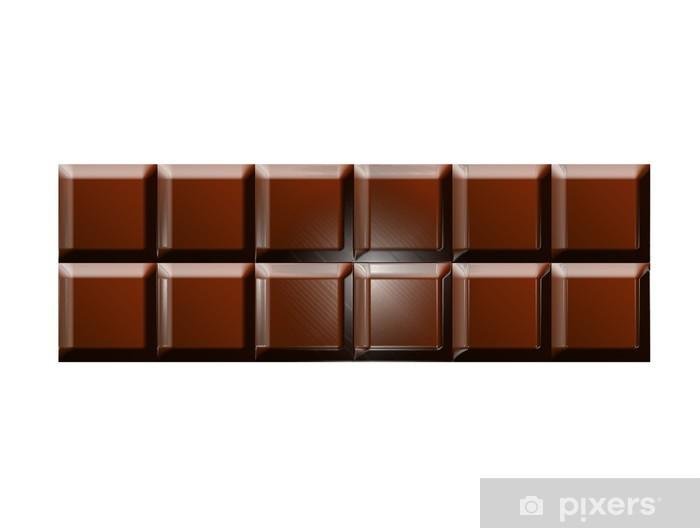 Papier peint vinyle Chocolat - Desserts et friandises