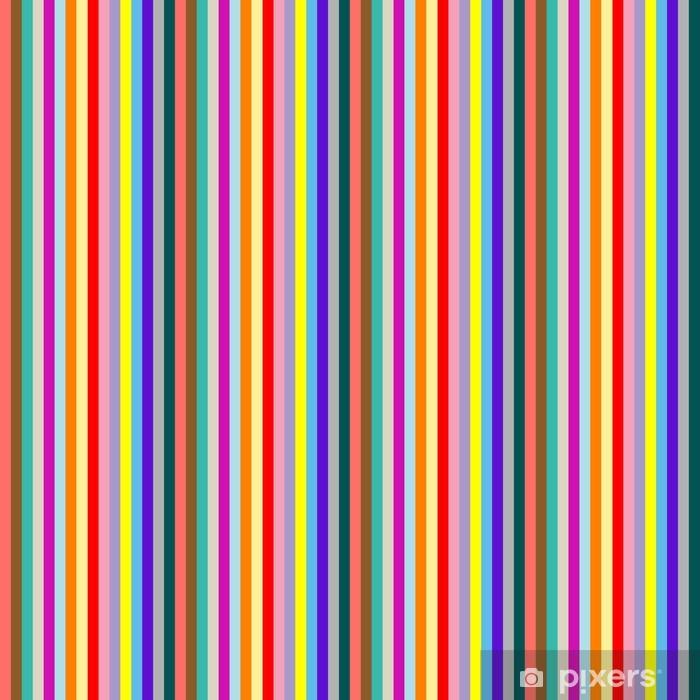 Klesskapklistremerke Striper 3 -