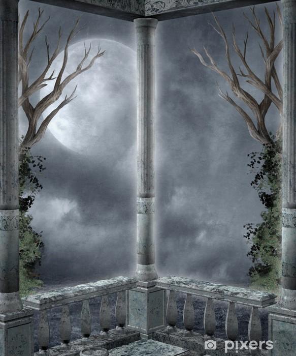 Fototapeta winylowa Gotyckie dekoracje 33 - Tematy