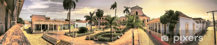Fototapeta winylowa Trinidad Kuba - Tematy