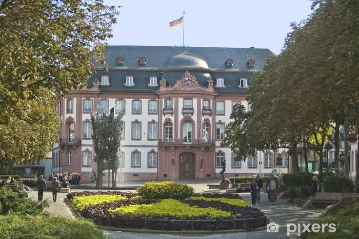 Sticker Pixerstick Mayence Fasnachtsbrunnen - Europe