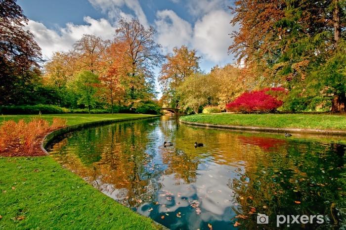 Naklejka Pixerstick Jesień - Natura i dzicz