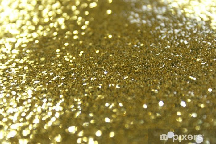 Fototapeta samoprzylepna Złoty brokat - Sprzedaż