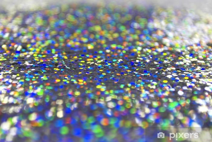 Fototapeta winylowa Hologram brokat - Sprzedaż