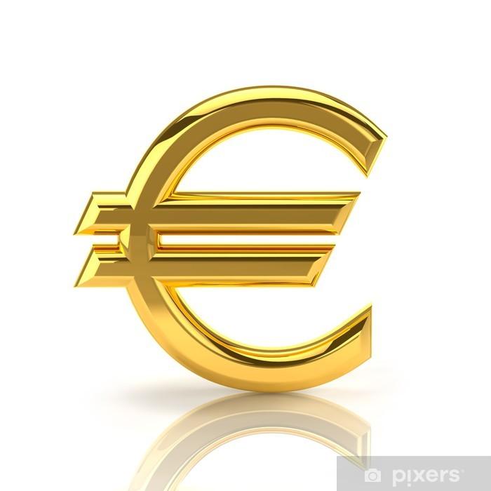 Goldener Euro