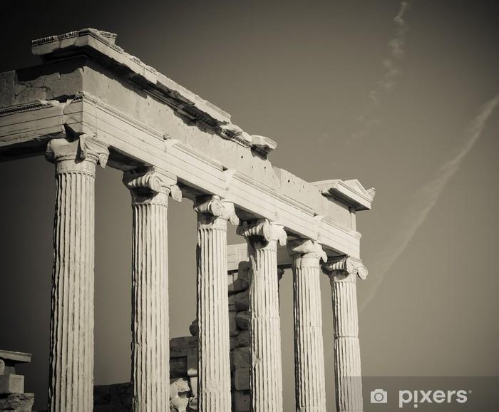 Fototapeta winylowa Greckie Kolumny - Tematy