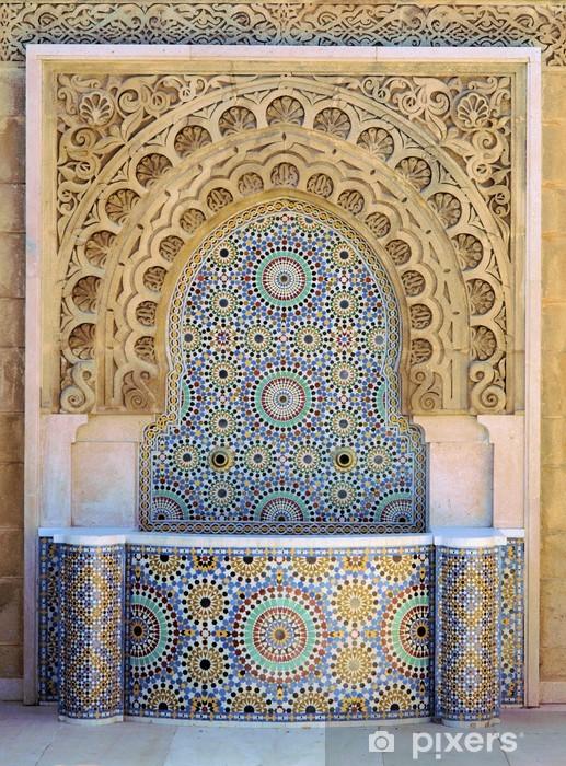 Fototapeta winylowa Mozaiki Maroko - Afryka