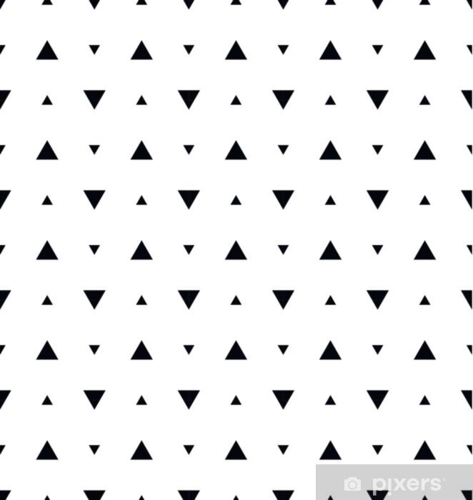 Fototapeta winylowa Skandynawski abstrakcyjny wzór geometryczny - Zasoby graficzne
