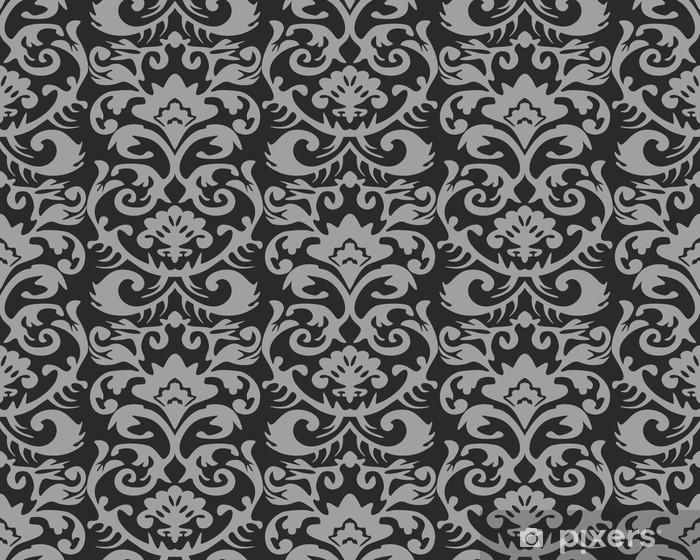 Fotomural Estándar Seamless wallpaper retro - Temas