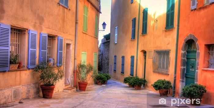 Fototapeta winylowa St. Tropez - Lazurowe Wybrzeże / Francja - Europa