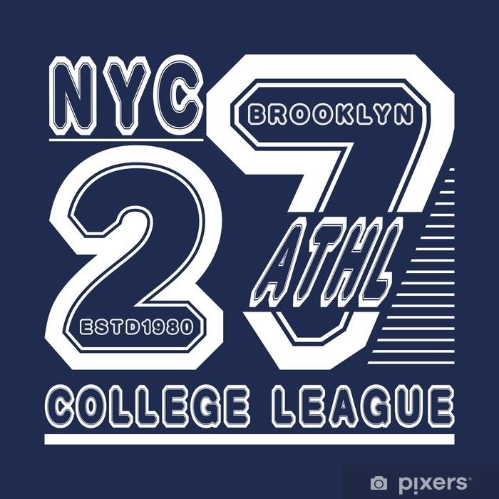 New York Brooklyn Sport wear c5b31f883