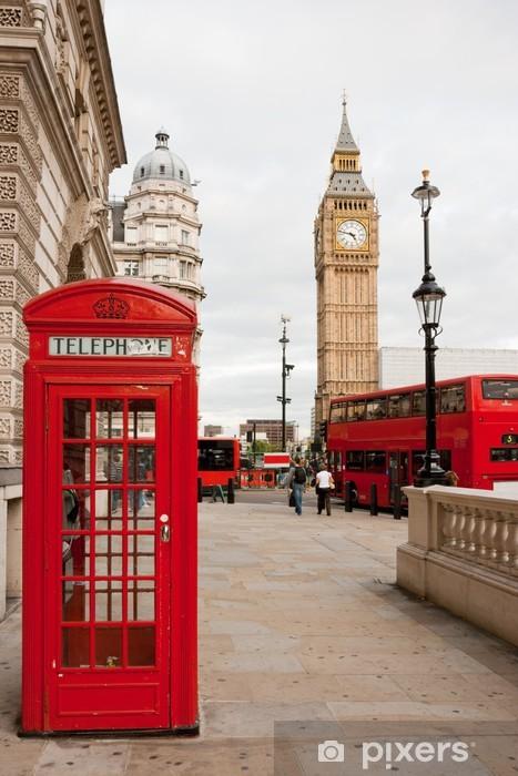 Pixerstick Sticker Londen, Engeland - Thema's