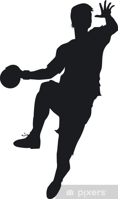Håndball Sprungwurf