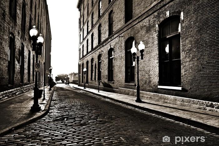 Fototapeta winylowa Ciemne cienie - Podróże