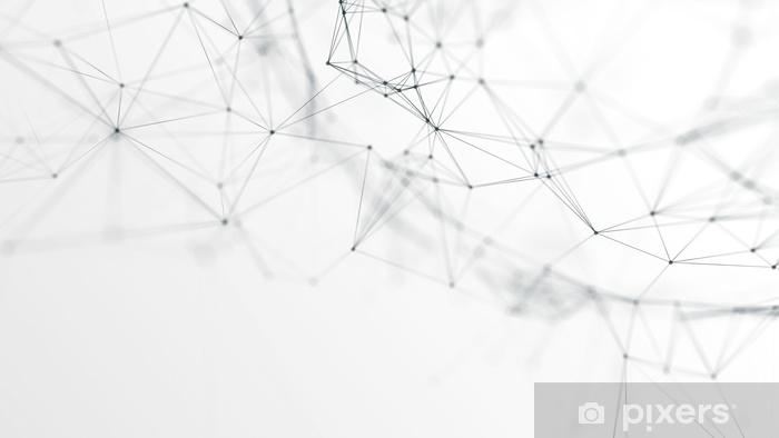 3d network technology in future Pixerstick Sticker - Technology