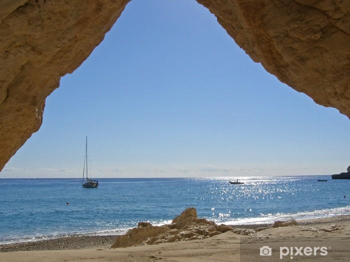 Pixerstick Dekor Havet grotta - Teman