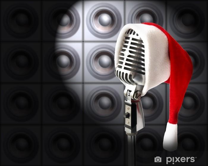 Sticker Pixerstick La partie de nouvelle année! (Xxl) - Fêtes internationales