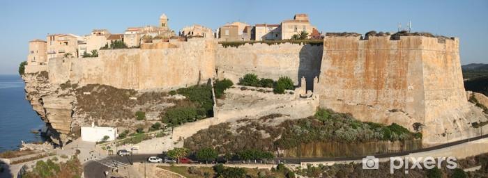 Pixerstick Aufkleber Citadelle de Bonifacio - Europa