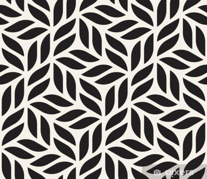 Alfombrilla de baño Vector sin patrón Textura abstracta con estilo moderno. Repitiendo formas geométricas de elementos de rayas. - Recursos gráficos