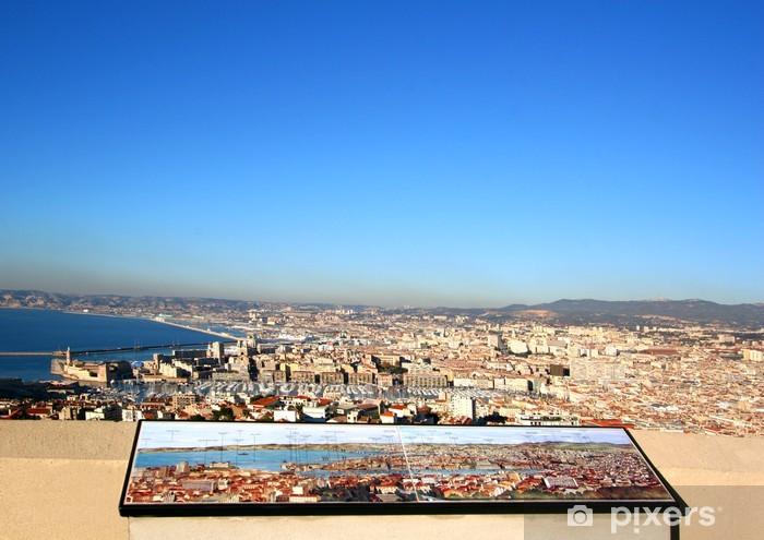 Fototapeta winylowa Punkt widzenia - Pejzaż miejski