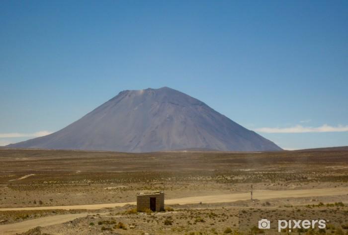 Fotomural Estándar Vulkan Misti, Arequipa, Perú - América
