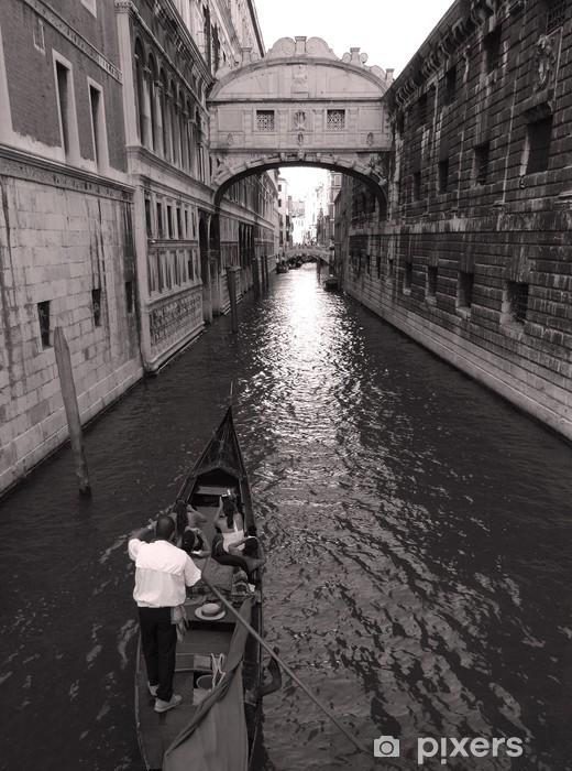 Vinyl Fotobehang Venice - Thema's