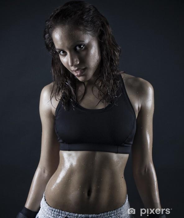 Nálepka Pixerstick Sexy fitness - Témata