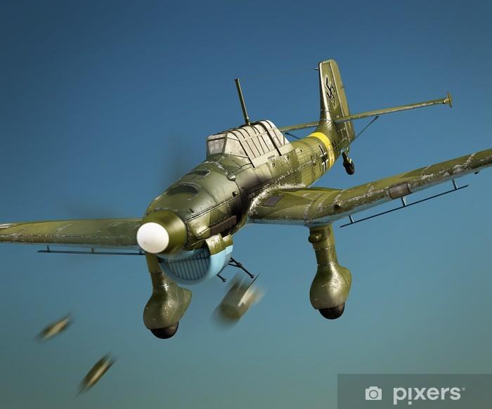 ju-87 b-2 Pixerstick Sticker - Criteo