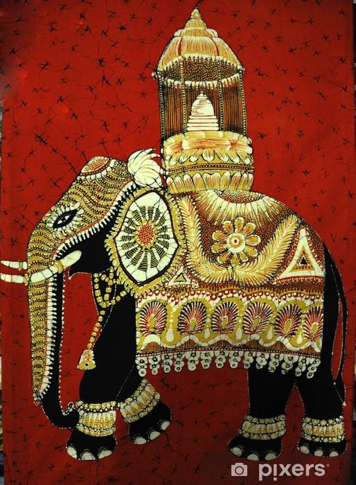 Nálepka Pixerstick Srí lanka - Asie