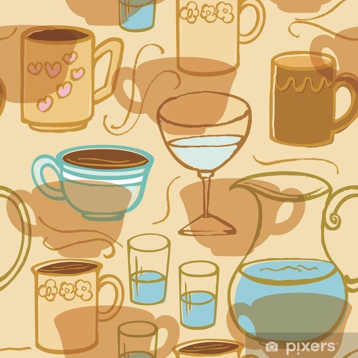 Poster Boisson Thé, café - Repas
