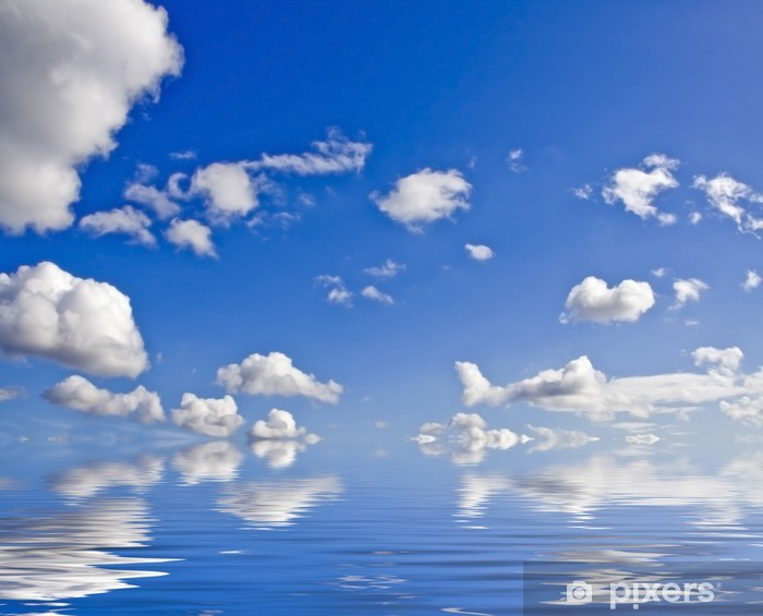 Fototapeta winylowa Niebo - Niebo