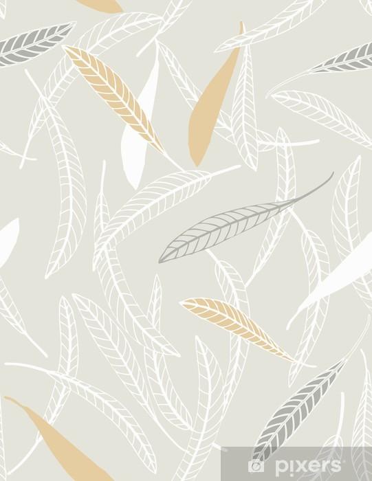 Adesivo Pixerstick Foglie Feathered II - Temi