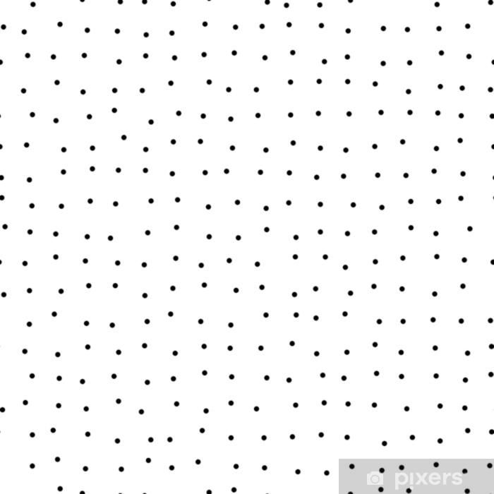 memphis pattern, seamless trend background Pixerstick Sticker - Graphic Resources