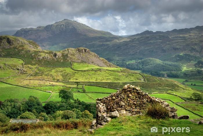 Fotomural Estándar Highlands Schottland - Temas